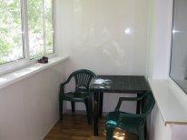 Однокомнатная квартирапосуточно в Ильичёвске (Черноморске). Ленина, 25. Фото 1