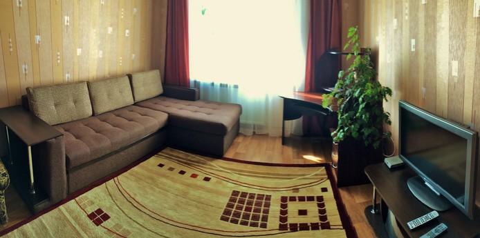 Однокомнатная квартирапосуточно в Тернополе, ул. Лозовецкая, 4. Фото 1