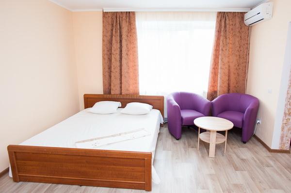 Однокомнатная квартирапосуточно в Черкассах. ул. Смелянская, 2. Фото 1