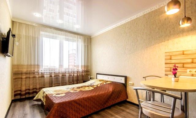 1-комнатная квартира посуточно в Харькове. Ленинский район, ул. Котлова, 108. Фото 1