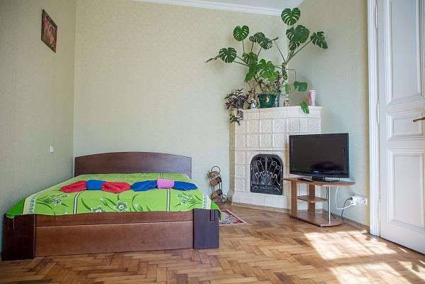 Трехкомнатная квартирапосуточно в Львове. Галицкий район, пр-т Свободы, 35. Фото 1