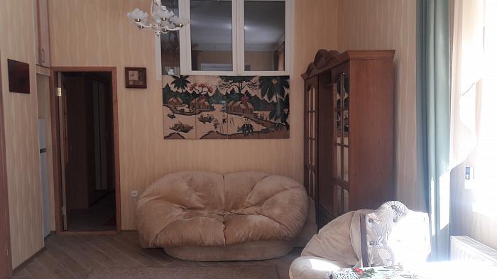 Двухкомнатная квартирапосуточно в Одессе. Приморский район, ул. Французский бульвар, 41а. Фото 1