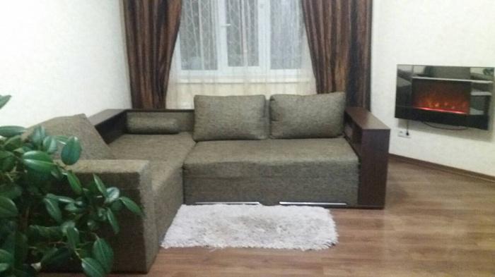 Двухкомнатная квартирапосуточно в Борисполе. ул. Мичурина, 2*А. Фото 1