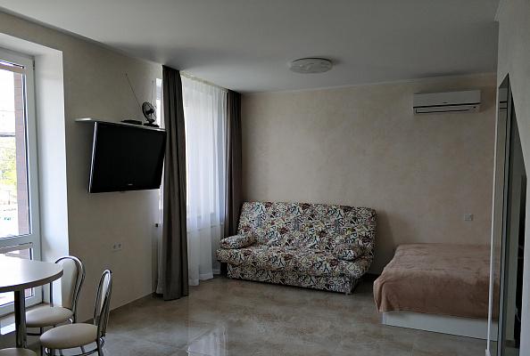 Однокомнатная квартирапосуточно в Одессе, Приморский район, ул. Новобереговая, 8. Фото 1