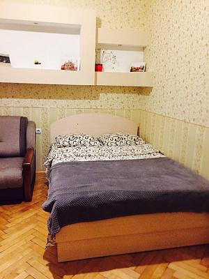 Однокомнатная квартирапосуточно в Львове, Галицкий район, пр-т Шевченко, 30. Фото 1