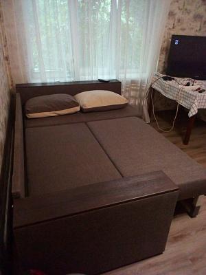 Однокомнатная квартирапосуточно в Кирилловке, ул. Носкова, 17. Фото 1