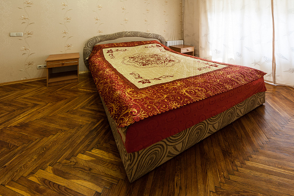 Однокомнатная квартирапосуточно в Киеве. ул. Борщаговская, 16. Фото 1