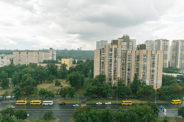Однокомнатная квартирапосуточно в Киеве, Днепровский район, ул. Челябинская, 19