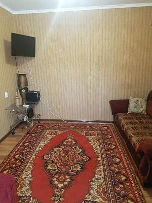 Однокомнатная квартирапосуточно в Очакове, ул. Строителей, 1. Фото 1