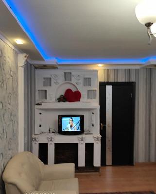 Двухкомнатная квартирапосуточно в Виннице, Ленинский район, ул. 600-летия, 44
