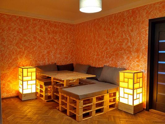 Двухкомнатная квартирапосуточно в Одессе, Приморский район, ул. Довженко, 8а. Фото 1