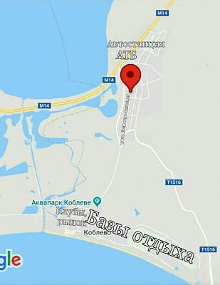 Комната посуточно в Коблево, ул. Морская, 32