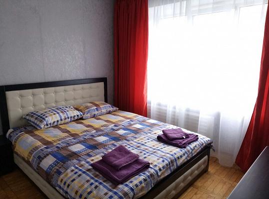 Двухкомнатная квартирапосуточно в Тернополе. пр-т Злуки, 43. Фото 1