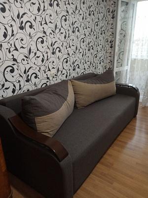 Трехкомнатная квартирапосуточно в Южном. ул. Химиков, 2. Фото 1
