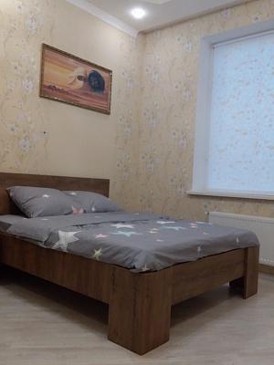 Однокомнатная квартирапосуточно в Луцке, ул. Ивана Франко, 53. Фото 1