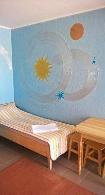 Мини-отель посуточно в Генической Горке, ул. Виноградная, 76А