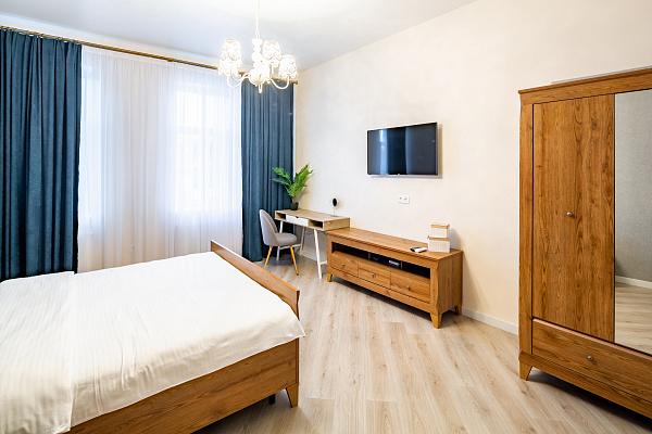 Однокомнатная квартирапосуточно в Львове, Галицкий район, ул. Ивана Федорова, 29