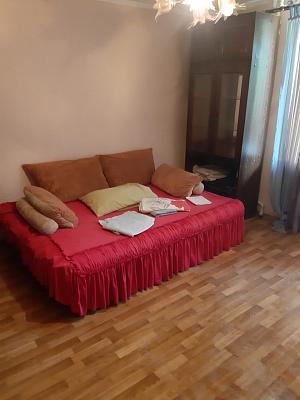 Однокомнатная квартирапосуточно в Полтаве. Киевский район, ул. Зеньковская, 36. Фото 1