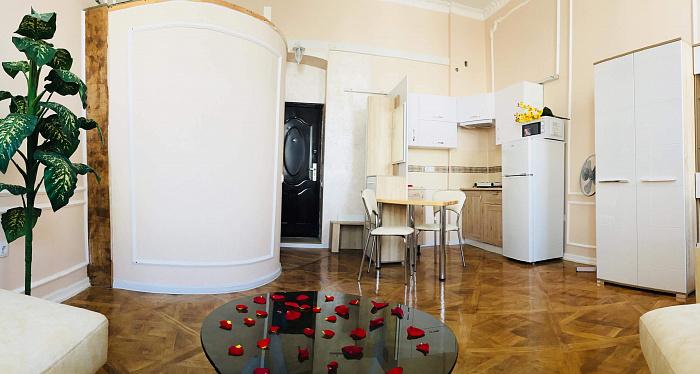 1-кімнатна квартираподобово у Івано-Франківську, вул. Мазепи , 3. Фото 1