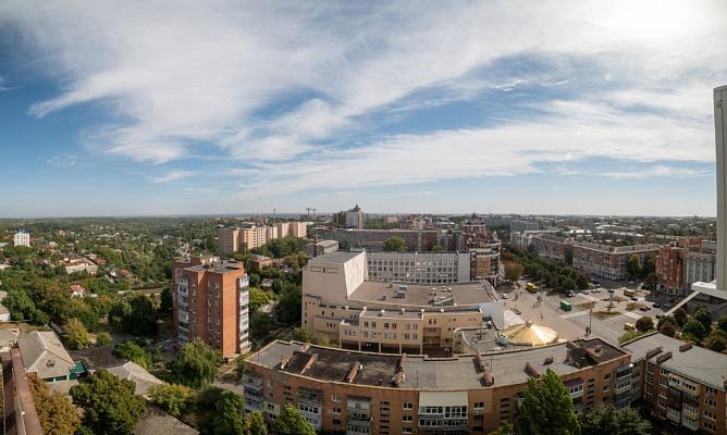 Однокомнатная квартирапосуточно в Полтаве, Октябрьский район, ул. Соборности, 60д