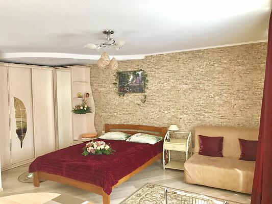 Однокомнатная квартирапосуточно в Виннице. Старогородский район, ул. Верхарна, 70. Фото 1