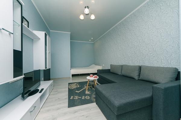 Однокомнатная квартирапосуточно в Киеве, Соломенский район, ул. Гарматная, 37А. Фото 1