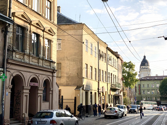 Однокомнатная квартирапосуточно в Львове, Галицкий район, ул. Богдана Хмельницкого, 8