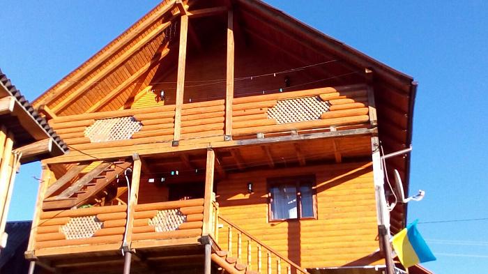 Мини-отель посуточно в Ворохте, ул. Грушевского, 4б. Фото 1