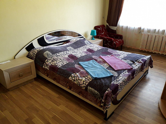 Двухкомнатная квартирапосуточно в Измаиле. ул. Чернышевского, 20. Фото 1