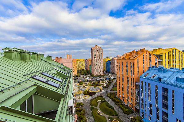 Однокомнатная квартирапосуточно в Киеве, Днепровский район, ул. Регенераторная, 4