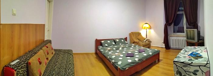 Двухкомнатная квартирапосуточно в Львове. Галицкий район, пл. Святого Теодора, 5. Фото 1
