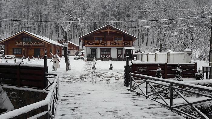 Міні-готель подобово в Поляні. вул. Духновича, 152. Фото 1