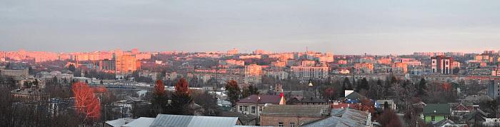 Однокомнатная квартирапосуточно в Ровно, ул. Соборная, 348