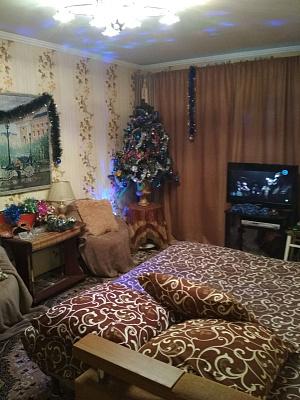 Однокомнатная квартирапосуточно в Одессе. Суворовский район, пр-т Добровольского, 105. Фото 1