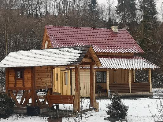 Дом посуточно в Ворохте, ул. Богдана Хмельницкого, 31. Фото 1