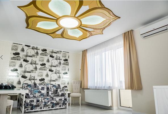 Двухкомнатная квартирапосуточно в Тернополе, пл. Героев Евромайдана, 9