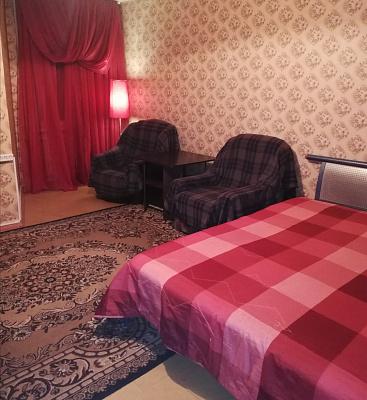 Однокомнатная квартирапосуточно в Донецке, Калининский район, пр-т Ильича, 66. Фото 1