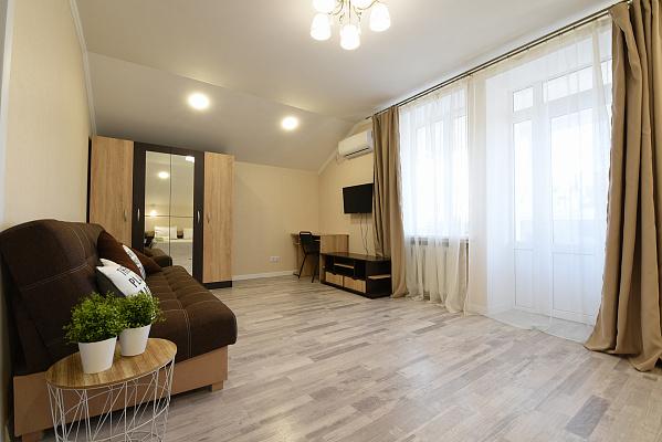 Однокомнатная квартирапосуточно в Полтаве, ул. Пушкина, 38