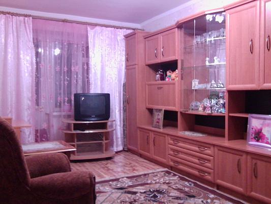Однокомнатная квартирапосуточно в Симферополе. Киевский район, Москольцо. Фото 1
