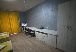 3 комнаты на 20 мест
