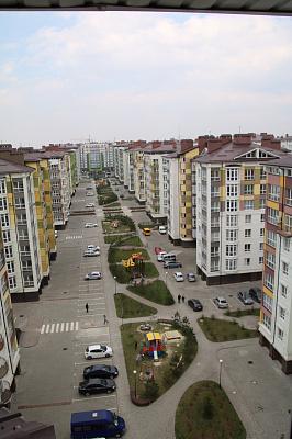 Двухкомнатная квартирапосуточно в Ивано-Франковске, ул. Слободская, 48