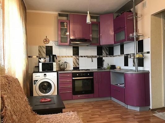 Однокомнатная квартирапосуточно в Энергодаре, ул. Казацкая, 7. Фото 1
