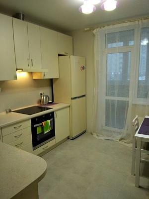 Однокомнатная квартирапосуточно в Броварах, ул. Черновола, 6а. Фото 1