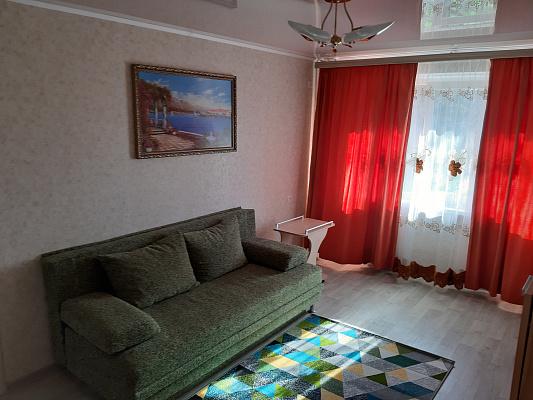 Трехкомнатная квартирапосуточно в Мариуполе, Приморский район район, ул. Лавицкого, 20. Фото 1