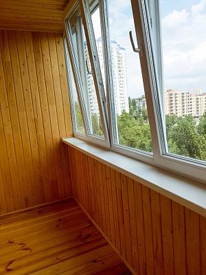 Однокомнатная квартирапосуточно в Киеве, Соломенский район, ул. Героев Севастополя, 23а