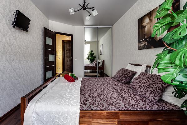Однокомнатная квартирапосуточно в Тернополе, ул. Воинов Дивизии Галичина, 26. Фото 1