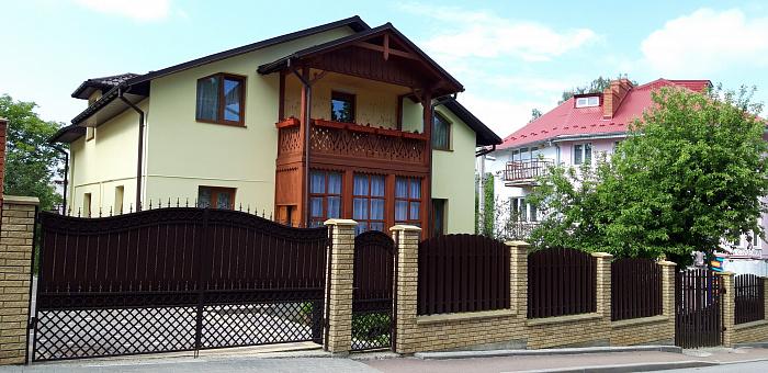 Міні-готель подобово у Трускавці, вул. Суховоля, 44. Фото 1