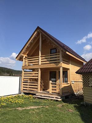 Дом посуточно в Ворохте, ул. Б. Хмельницкого, 19а. Фото 1