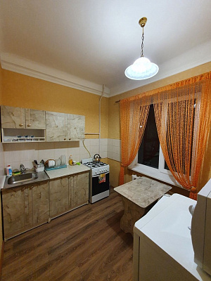 1 room apartments daily Krasnoarmeysk (Pokrovsk), ул. Почтовая, 4. Photo 1