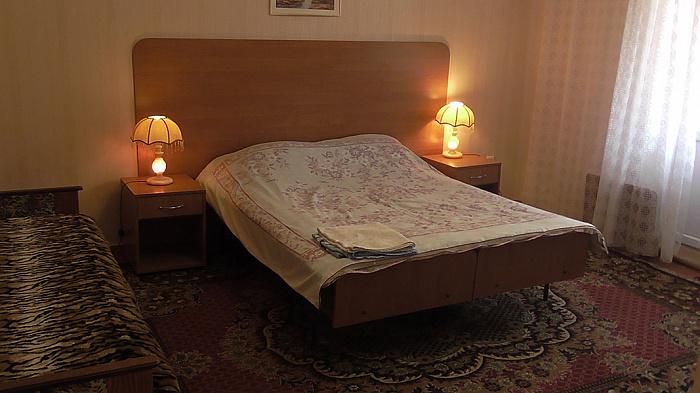 Однокомнатная квартирапосуточно в Кривом Роге. Саксаганский район, Гагарина, 25. Фото 1